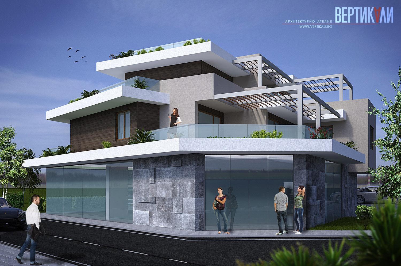 архитектурен проект за къща