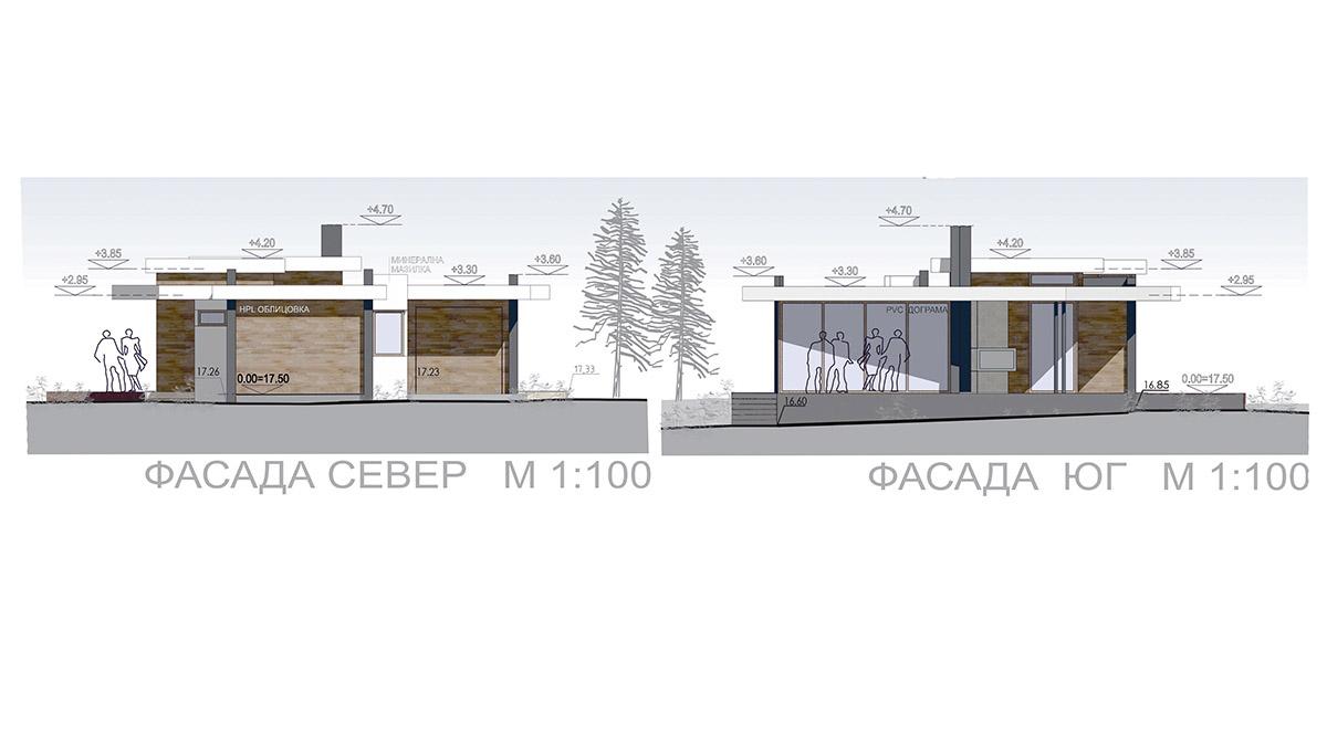 фасади - архитектура