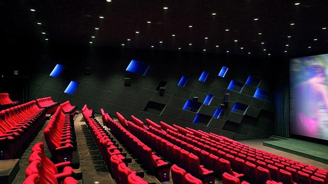 Архитектурно постижение - Киноцентър в Бусан