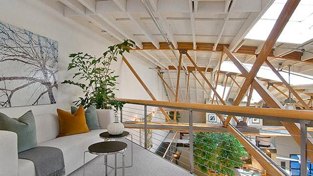 Интериорен дизайн в нестандартна площ