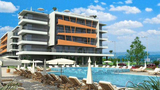 "Holiday complex ""Kamelia 4""; Sunny Beach"