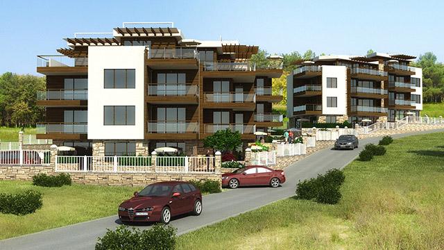 Жилые дома, местность Синетудис, г.Созополь