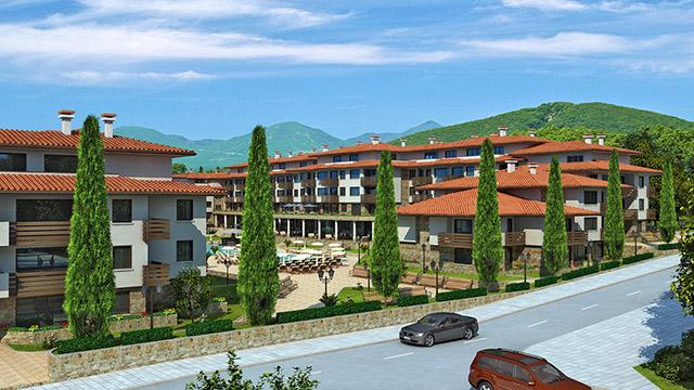 Ваканционно селище, местност Юрта Балкана, Несебър