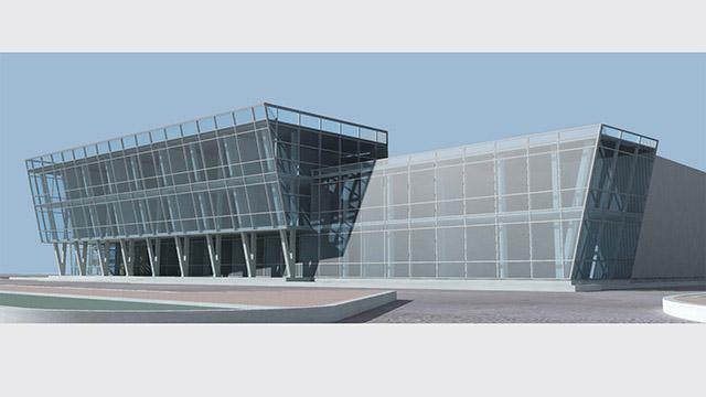 """Архитектурен проект за Полиграфска къща """"ДАРС"""""""