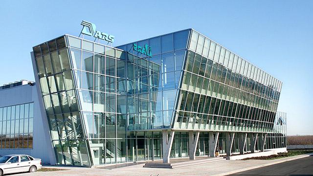"""Архитектурен проект за Полиграфска къща """"ДАРС"""" - Проектирано от ВЕРТИКАЛИ - Архитектурно и интериорно проектиране"""