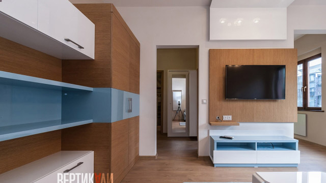Interior design for apartment in Burgas