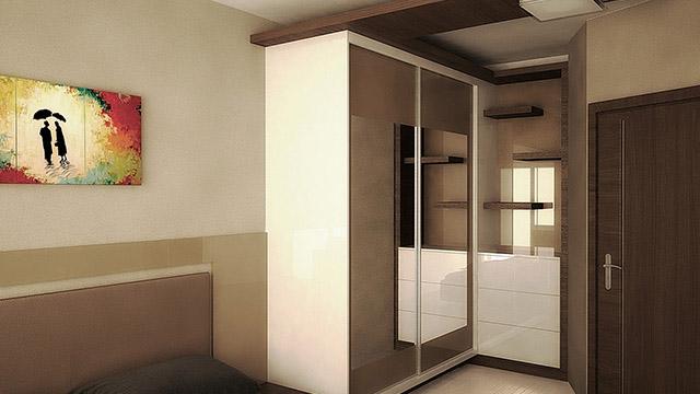 Интериорен проект на апартамент, гр.Бургас