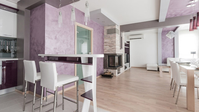 Interior design for apartment; Burgas