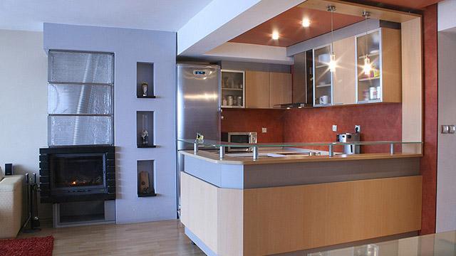 Цялостен интериорен дизайн на апартамент, гр. Бургас, Лазур
