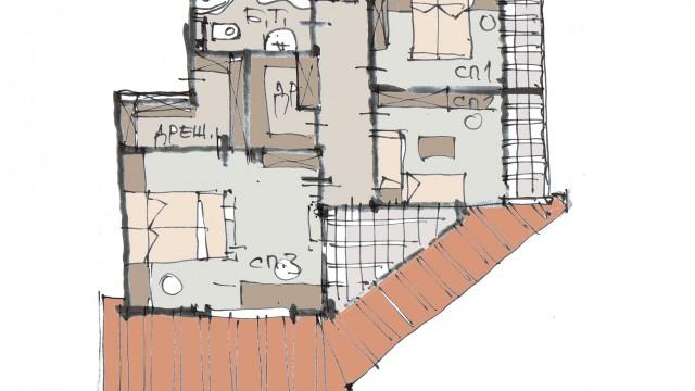 Архитектурни скици