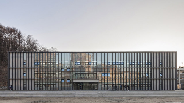 The Triangle School; Кьонги-до, Южна Корея