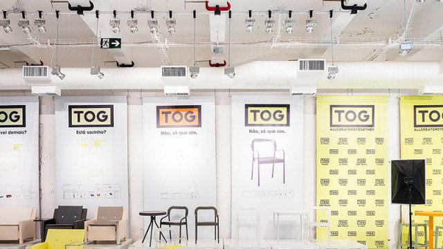 TOG Flagship; São Paulo, Brazil