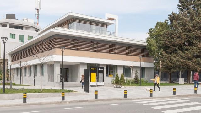 Проект за пристройка и реновация на сграда - пощенска станция,гр. Несебър - Проектирано от ВЕРТИКАЛИ - Архитектурно и интериорно проектиране
