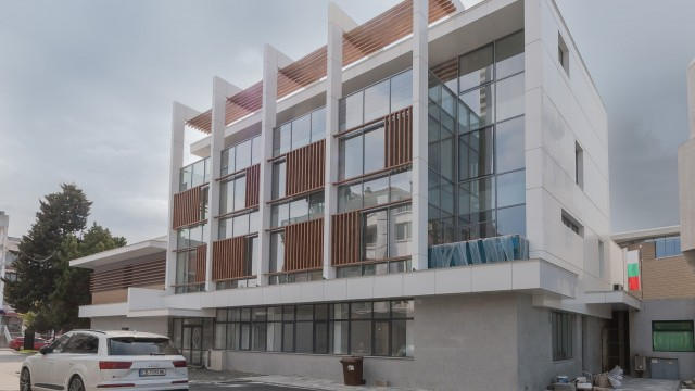 Project for Renovation and Extension of Post Office Building, Nessebar city
