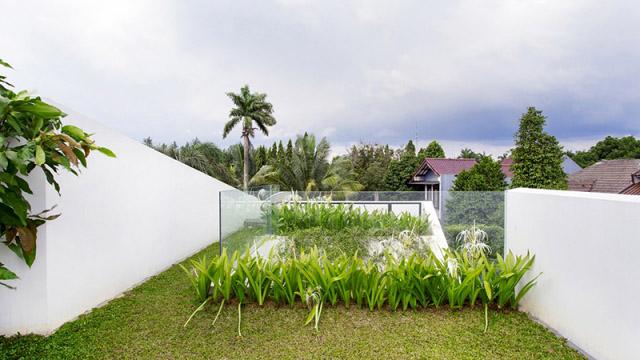 Дишаща къща / Индонезия