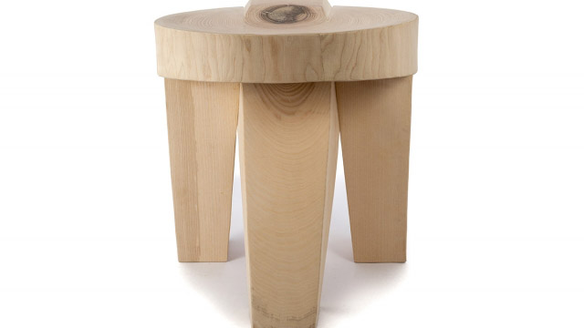 Mood Wood Stools
