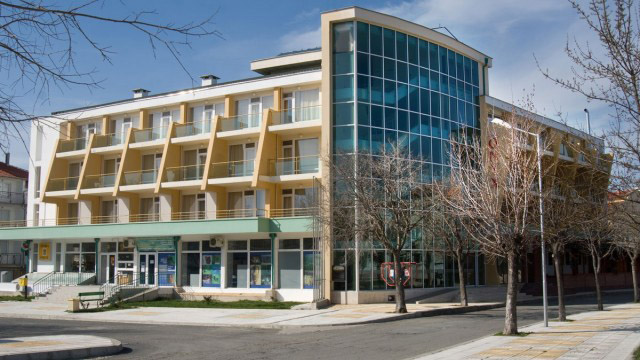 Архитектурен проект на хотел в Китен - Проектирано от ВЕРТИКАЛИ - Архитектурно и интериорно проектиране