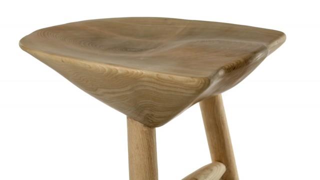 Бар стол II - Mood Wood Design - Проектирано от ВЕРТИКАЛИ - Архитектурно и интериорно проектиране