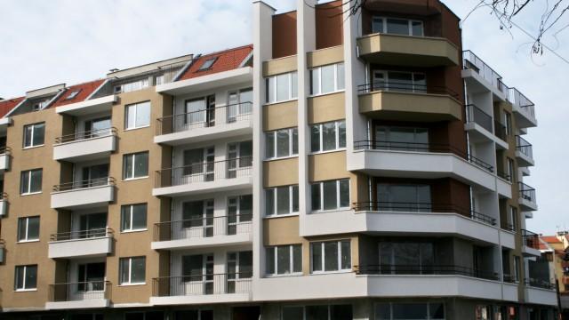 Архитектурен проект на жилищна сграда в ж.к Изгрев, гр. Бургас