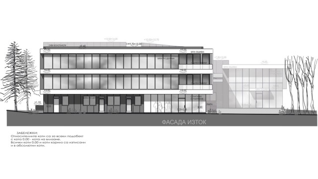 Производствени сгради в ПЗ Север, град Бургас