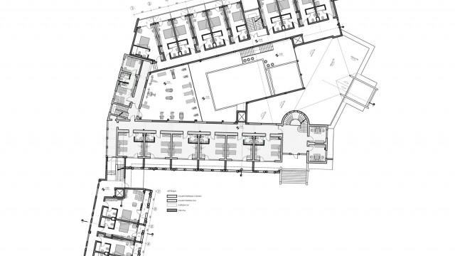 Реконструкция и разширение на балнеосанаториум, с изграждане на басейн и Спа зона в Сливенски минерални бани, община Сливен