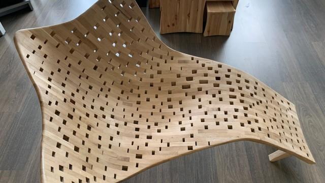 Място за релакс - Проектирано от ВЕРТИКАЛИ - Архитектурно и интериорно проектиране