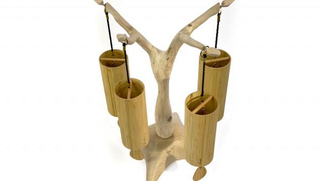 стойки за KOSHI bells - Проектирано от ВЕРТИКАЛИ - Архитектурно и интериорно проектиране