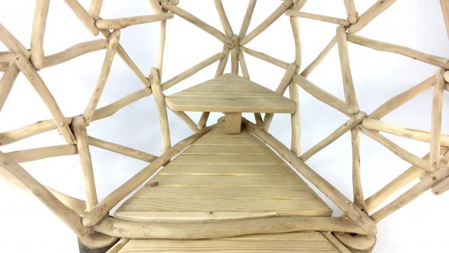 Mood Wood свободна структура – беседка