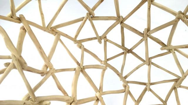 Mood Wood свободна структура – беседка - Проектирано от ВЕРТИКАЛИ - Архитектурно и интериорно проектиране