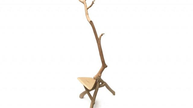 интериорна закачалка - Tree - Проектирано от ВЕРТИКАЛИ - Архитектурно и интериорно проектиране