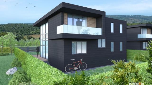 Две еднофамилни къщи в с. Маринка, общ. Бургас